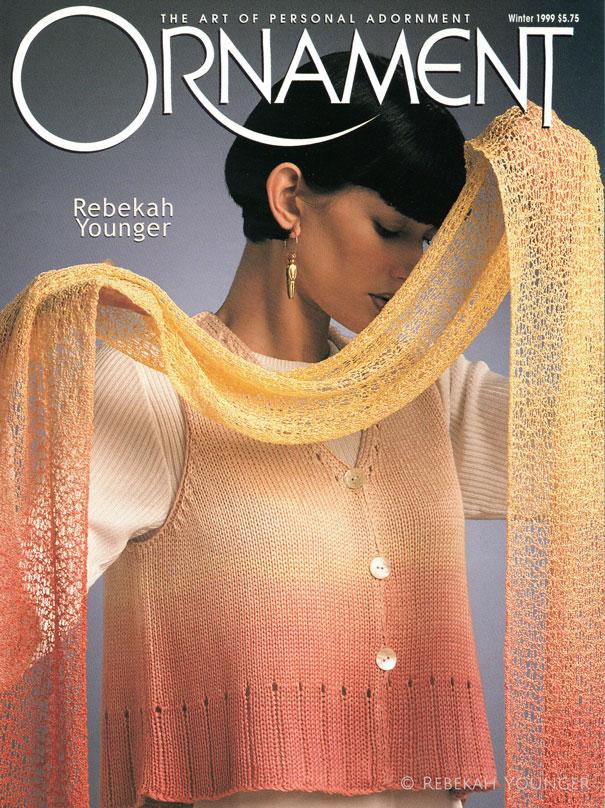 Ornament magazine cover 1999