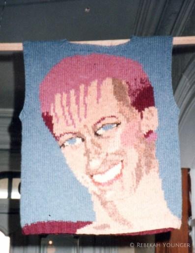 Self Portrait Vest - 1987