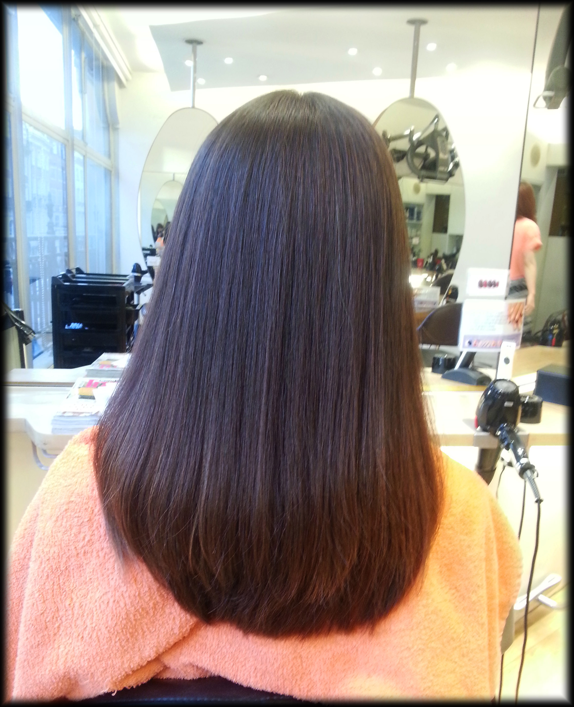Yuko Japanese Permanent Hair Straightening And Where Not