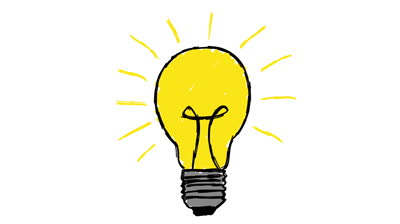 picture of a light bulb