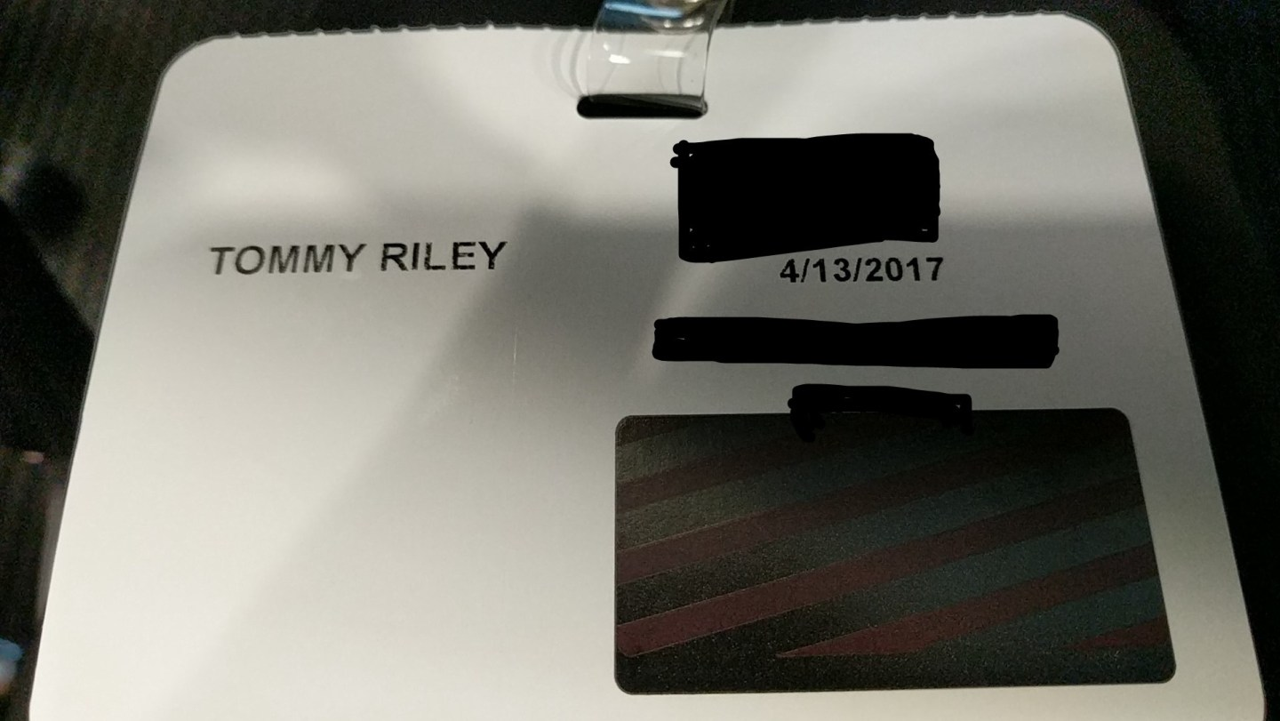 How to get professionals to remember your name