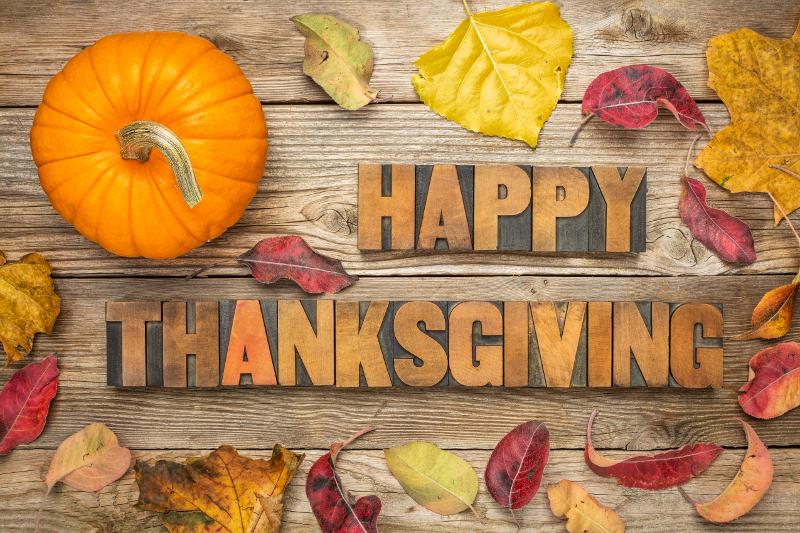 """happy thanksgiving"""