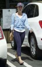 Jessica-Lowndes-in-Purple-Tights--08