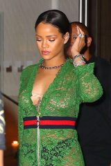 Rihanna-in-green-lace-dress--37-662x993