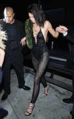 52221410 Friends and family attend Kendall Jenner's birthday at Catch restaurant party in West Hollywood, California on November 2, 2016. FameFlynet, Inc - Beverly Hills, CA, USA - +1 (310) 505-9876