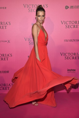 PARIS, FRANCE - NOVEMBER 30: Josephine Skriver attends the 2016 Victoria's Secret Fashion Show after party on November 30, 2016 in Paris, France. (Photo by Pascal Le Segretain/Getty Images for Victoria's Secret)
