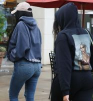 Kylie Jenner spotted as she leaves Sephora in Calabasas, California. 07 Jan 2017 Pictured: Kylie Jenner. Photo credit: MEGA TheMegaAgency.com +1 888 505 6342
