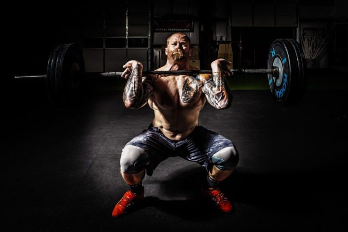 Barbell Exercise (Workout Routine)