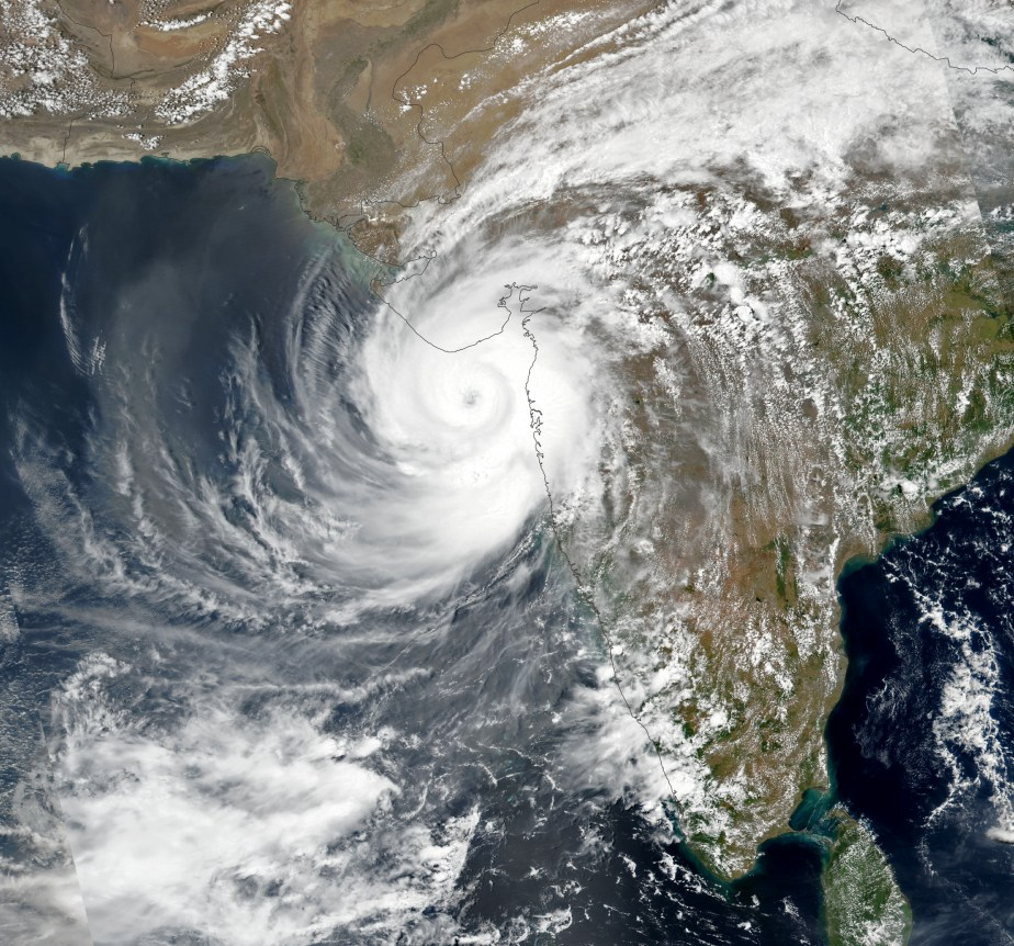How Cyclones are becoming more Intense in India