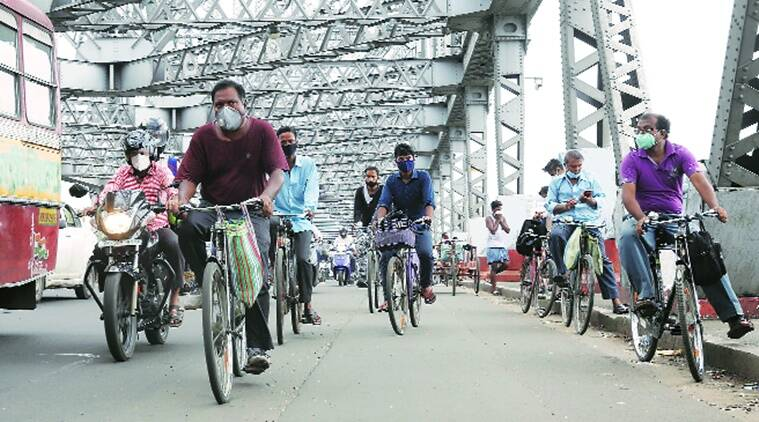 Cycling Makes Comeback in India