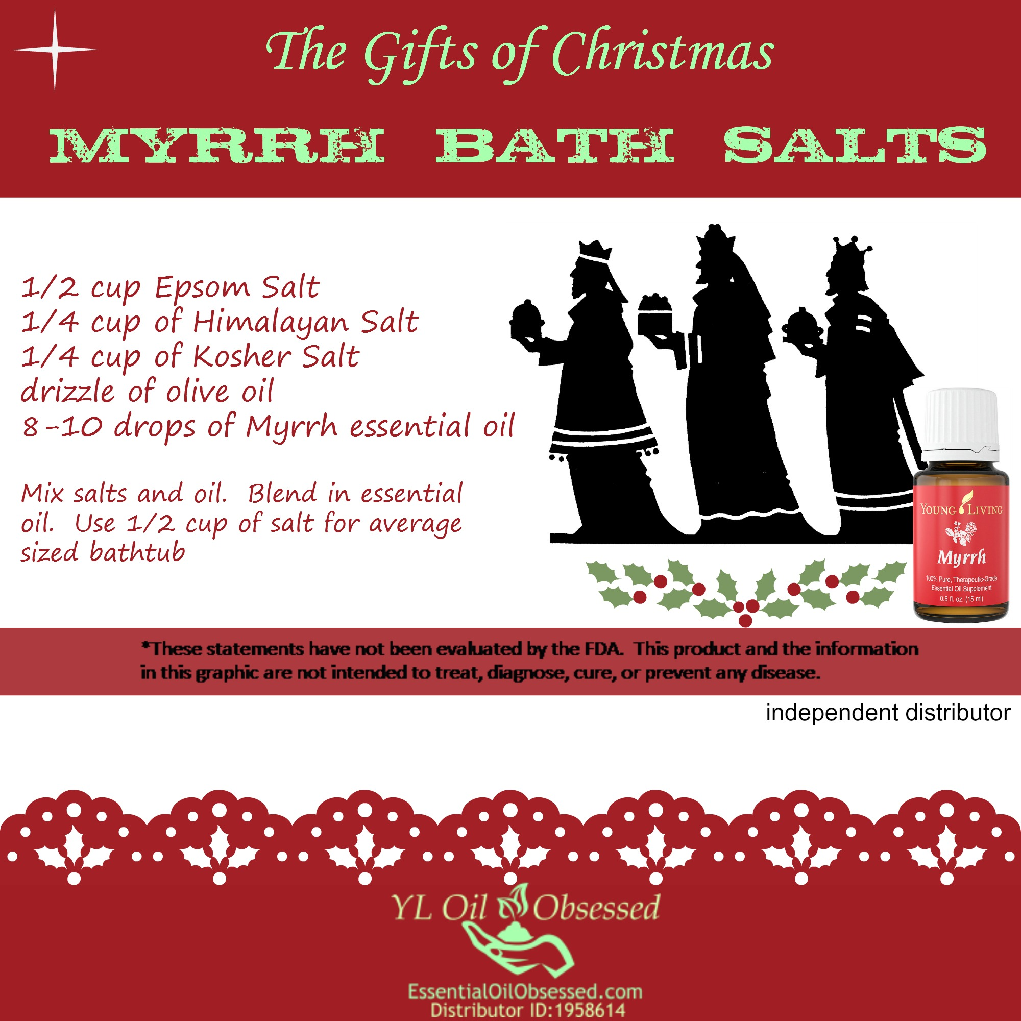 Gifts Of The Magi Using Essential Oils Essential Oil
