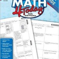 Common Core Math 4 Today, Grade 4: Daily Skill Practice