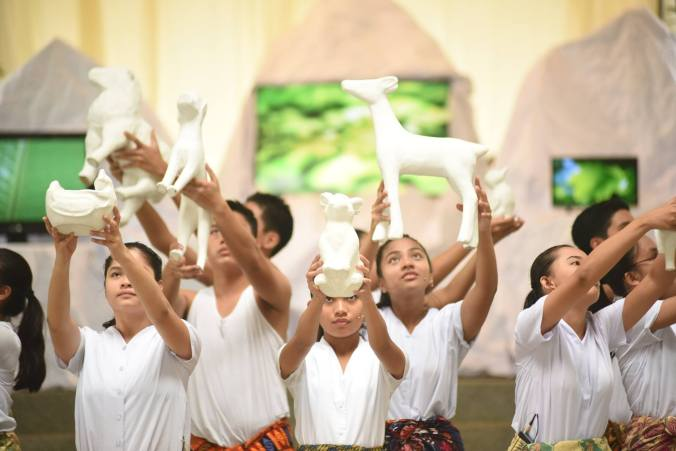 Cope/with/Land Theatre Co. and The ASEAN Center for Biodiversity