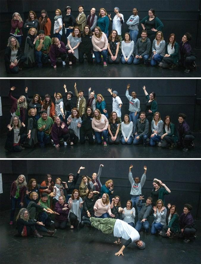 Artist Educators Training 2019