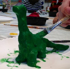 THE YOUNG PICASSOS MADE THEIR OWN ANIMAL SCULPTURES!!