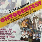 All aboard to Emu Park's Oktoberfest !!!