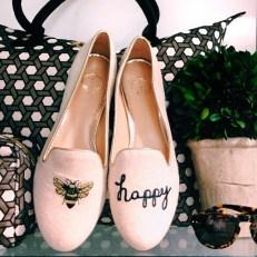 C Wonder Bee Slippers
