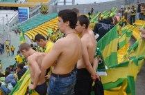 фанаты Кубани