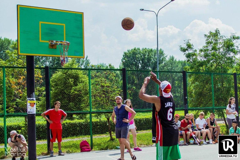 турнир по стритболу