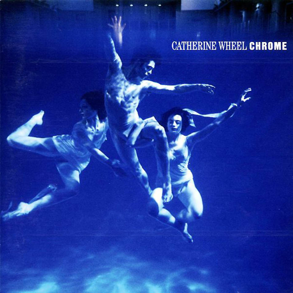 шугейз Catherine Wheel – Chrome