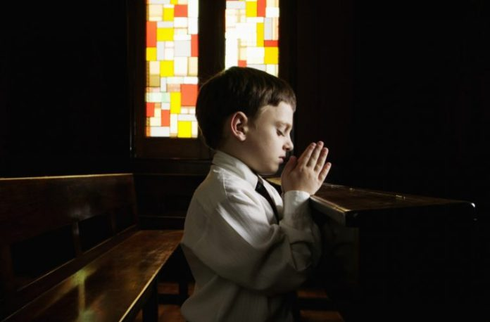 дети из религиозных семей более жестоки