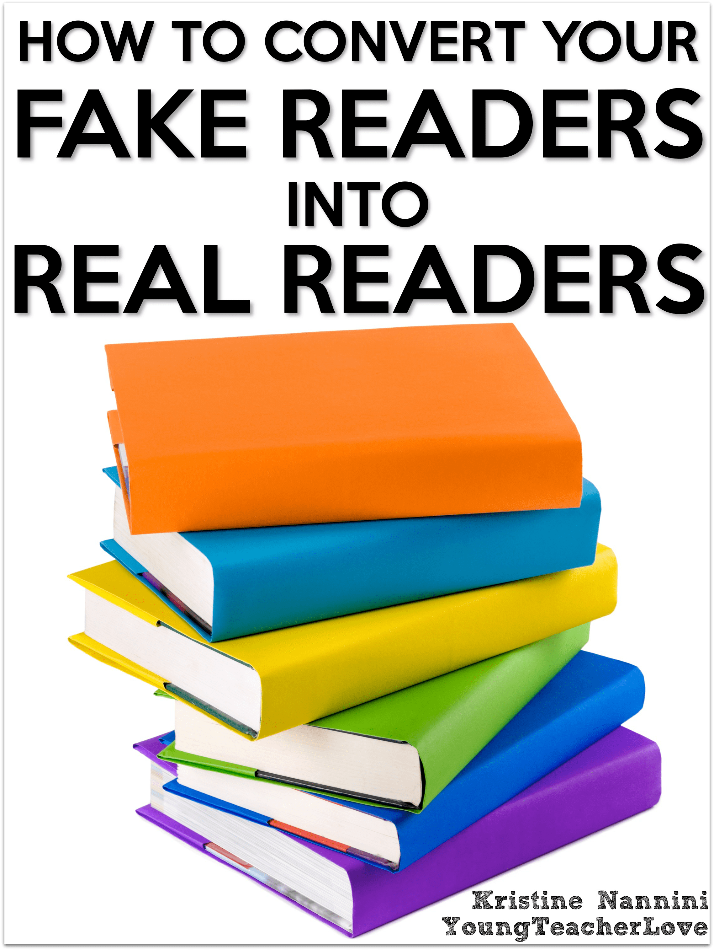 How To Convert Your Fake Readers Into Real Readers