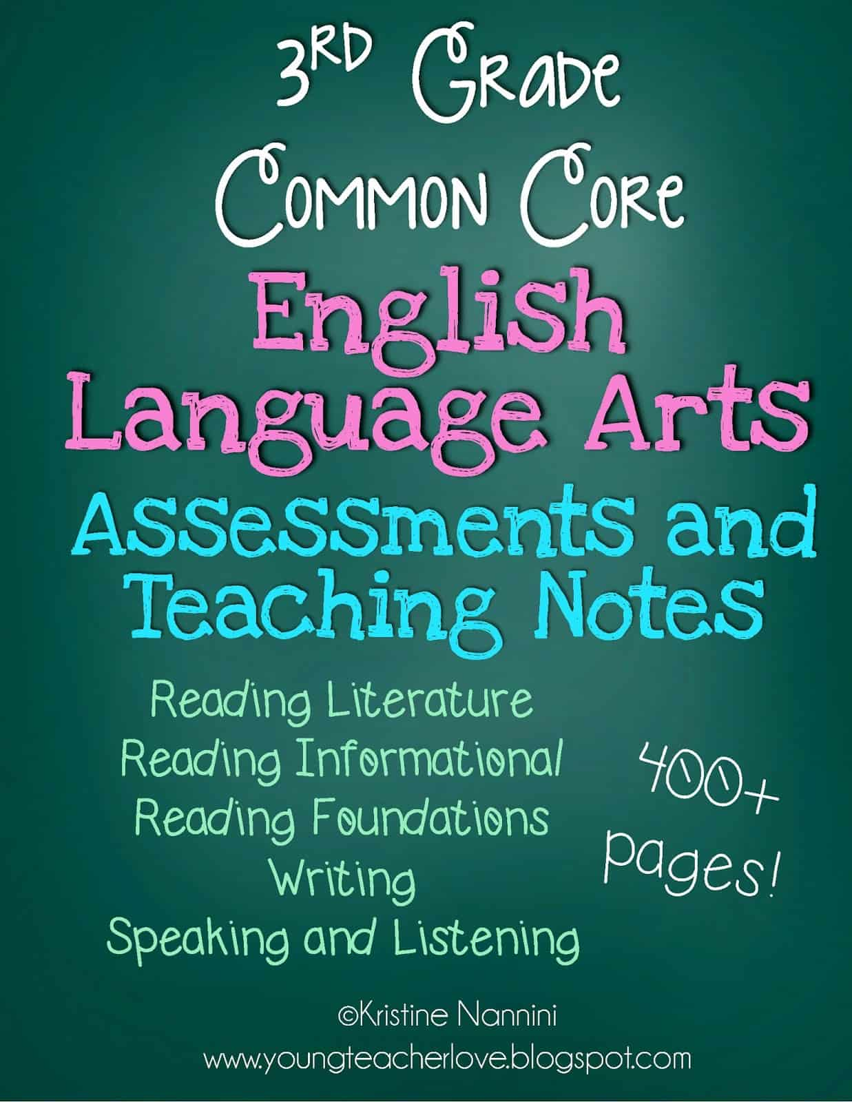 Teaching And Assessing English Language Arts In The Classroom Using Social Stu S Content