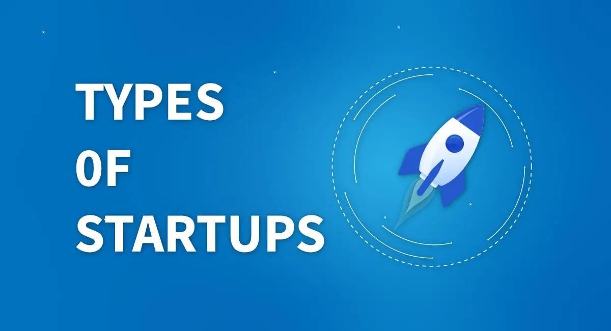 Types of Startups in Entrepreneurship