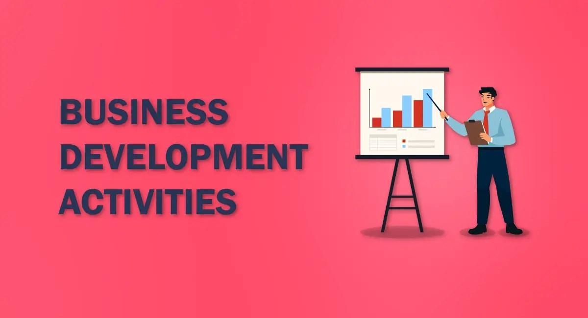 Business Development Activities