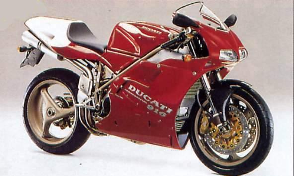 Ducati 916 SP 1994