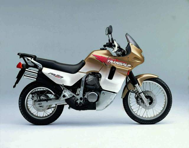 Honda xl600 trans alp 98