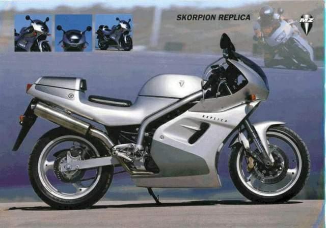 MZ Skorpion 660 Replica 1