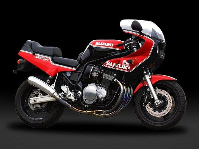 Suzuki GS 1200 SS