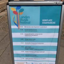 Young Voices Landesmusikfestival Schorndorf 29.06.2019