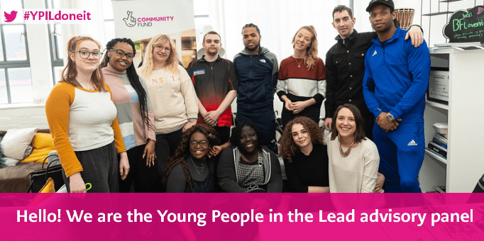 'In the House – From The Heart'  Young People in the Lead at The National Lottery