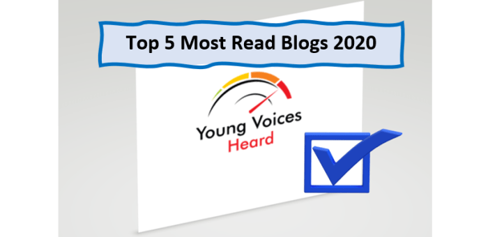 Young Voices Heard: Most Read Blogs of 2020