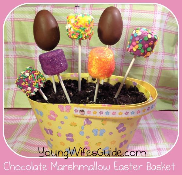 Easter Gift Tutorial-Marshmallow Eggs 13