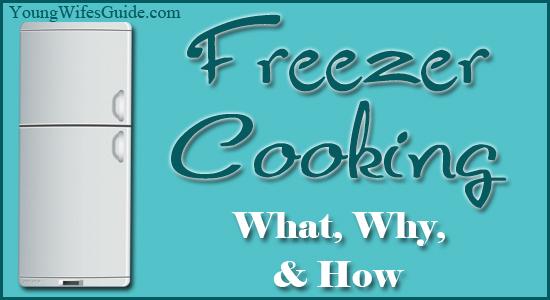 Freezer Cooking Series