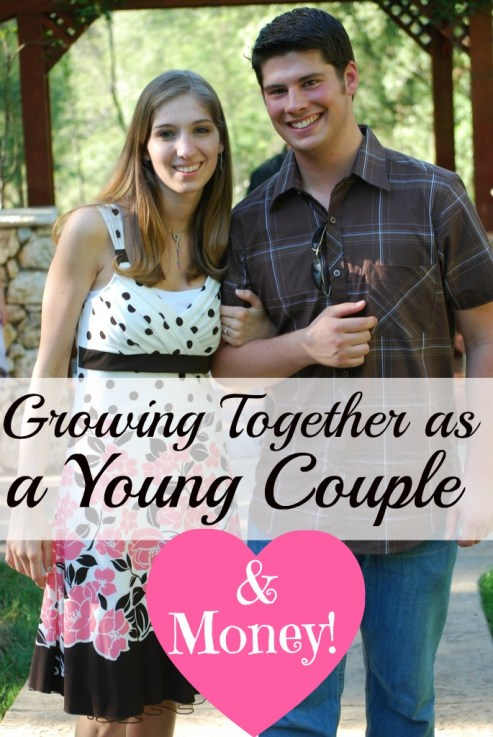What does it look like to be married young and have no money. Can you make it work? Here's one young couples story of how they grew together when they had nothing!