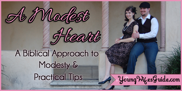 A Heart of Modesty Series