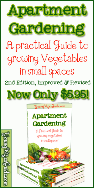 Apartment Gardening: A Practical Guide to Growing Vegetables in ...