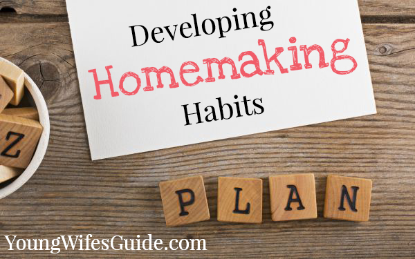 Homemaking-Habits
