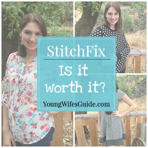 StitchFix Order