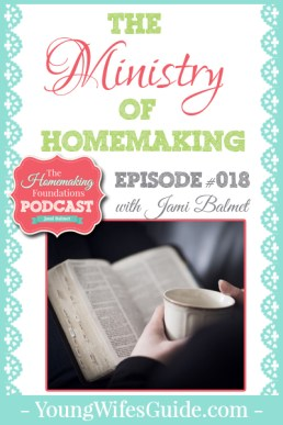 HF #18 - The Ministry of Homemaking - Pinterest