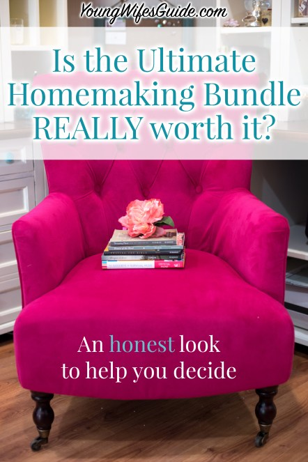 A really honest look at the Ultimate Homemaking Bundle (Is it worth ...