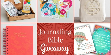 Journaling Bible Accessories