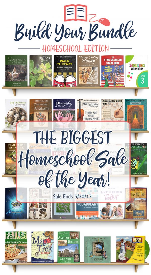 Build Your Own Custom Homeschooling Curriculum (This week only ...