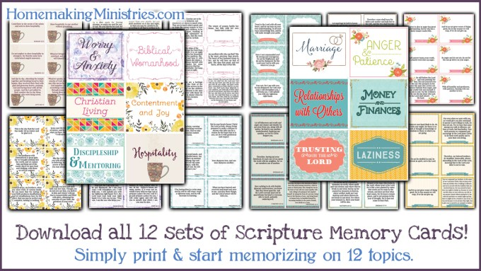 Download all 12 scripture memory cards
