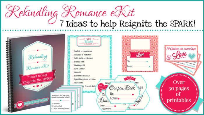Rekindling Romance eKit