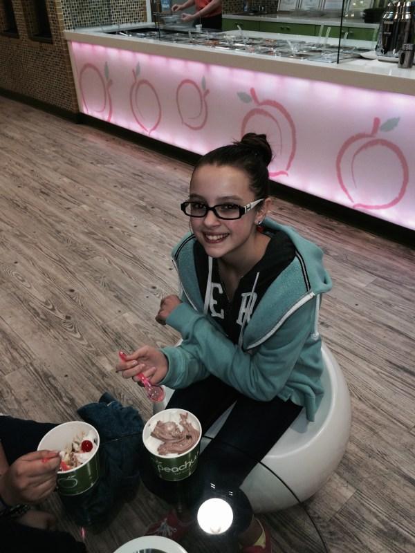 Mutual Activity Getting Yogurt